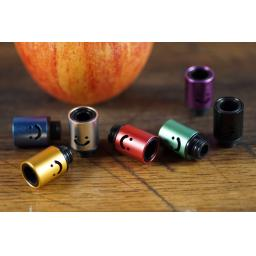 Smile adjustable airflow drip tip