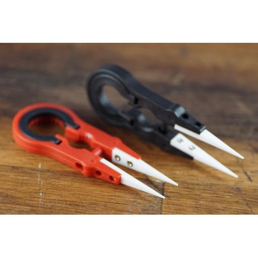 Coil tweezers